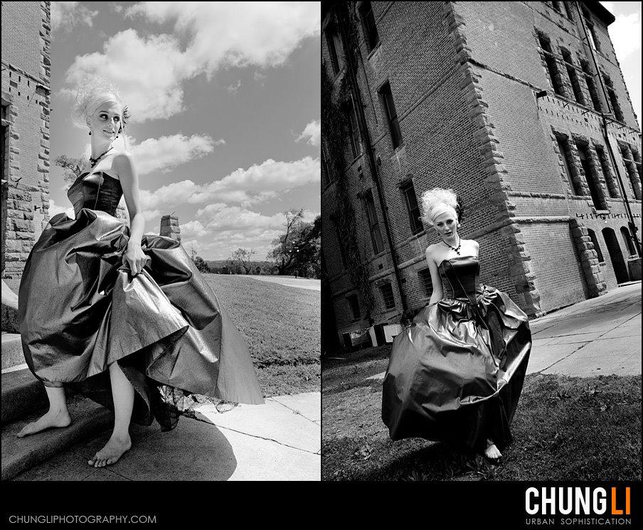 chung li wedding photography urban bridal portrait san francisco newyork sacramento