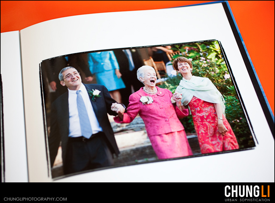 san francisco wedding photographer wedding album press printed