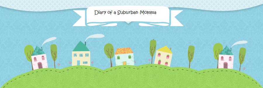 diary of a suburban momma