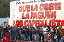 Para que los pueblos no paguen la crisis