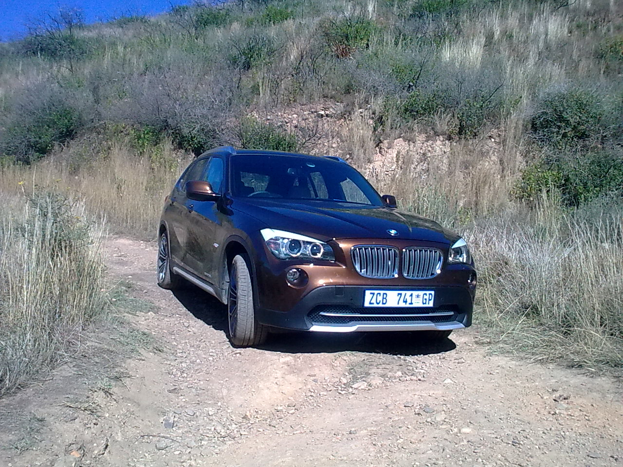 In4ride Bmw X1 Now In South Africa