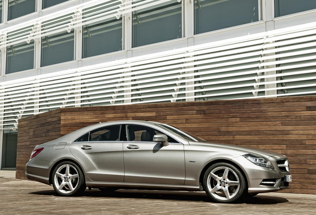 In4ride mercedes benz prices new 2011 cls for europe for Mercedes benz 2011 price