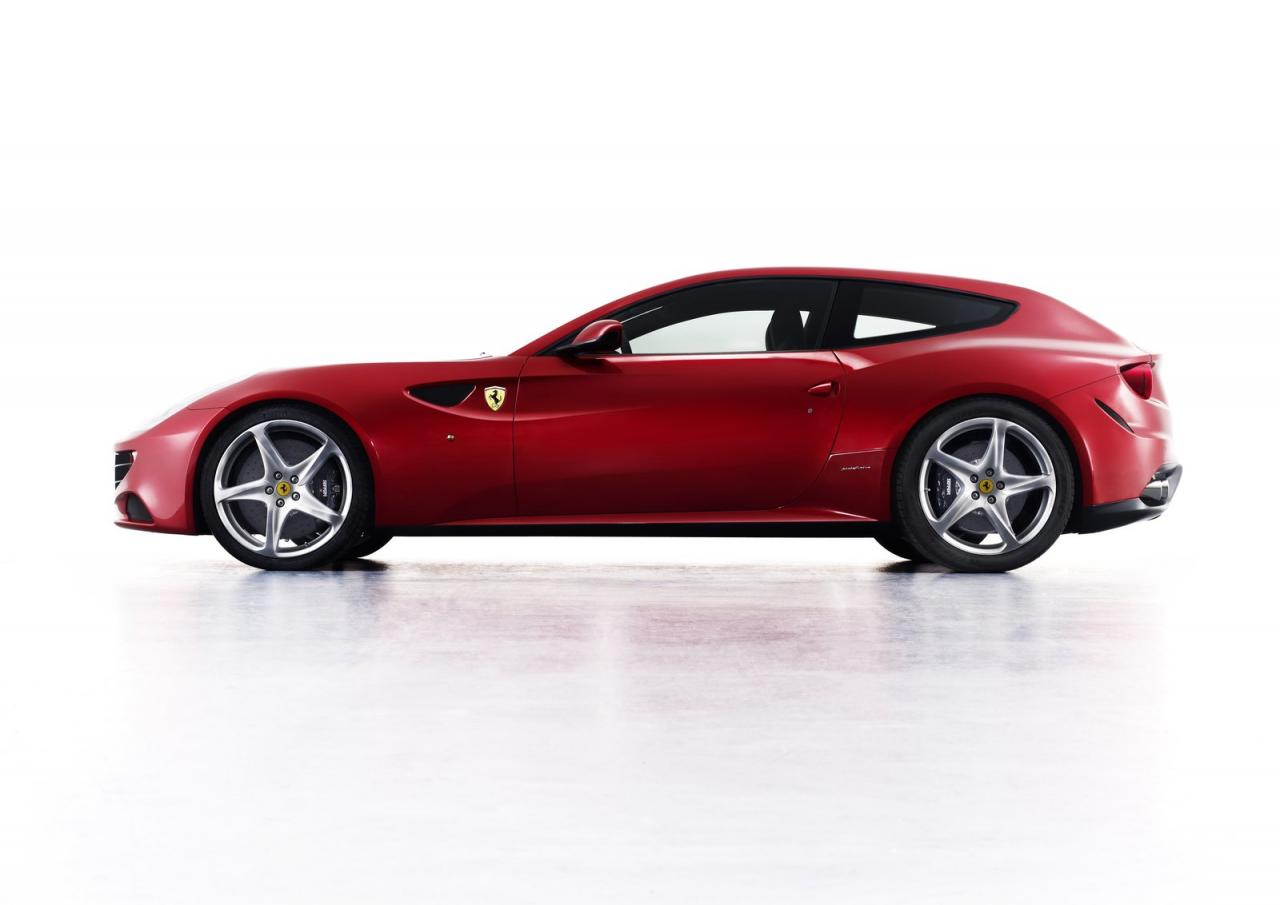In4ride New Ferrari Four Seat Awd Ff Featured