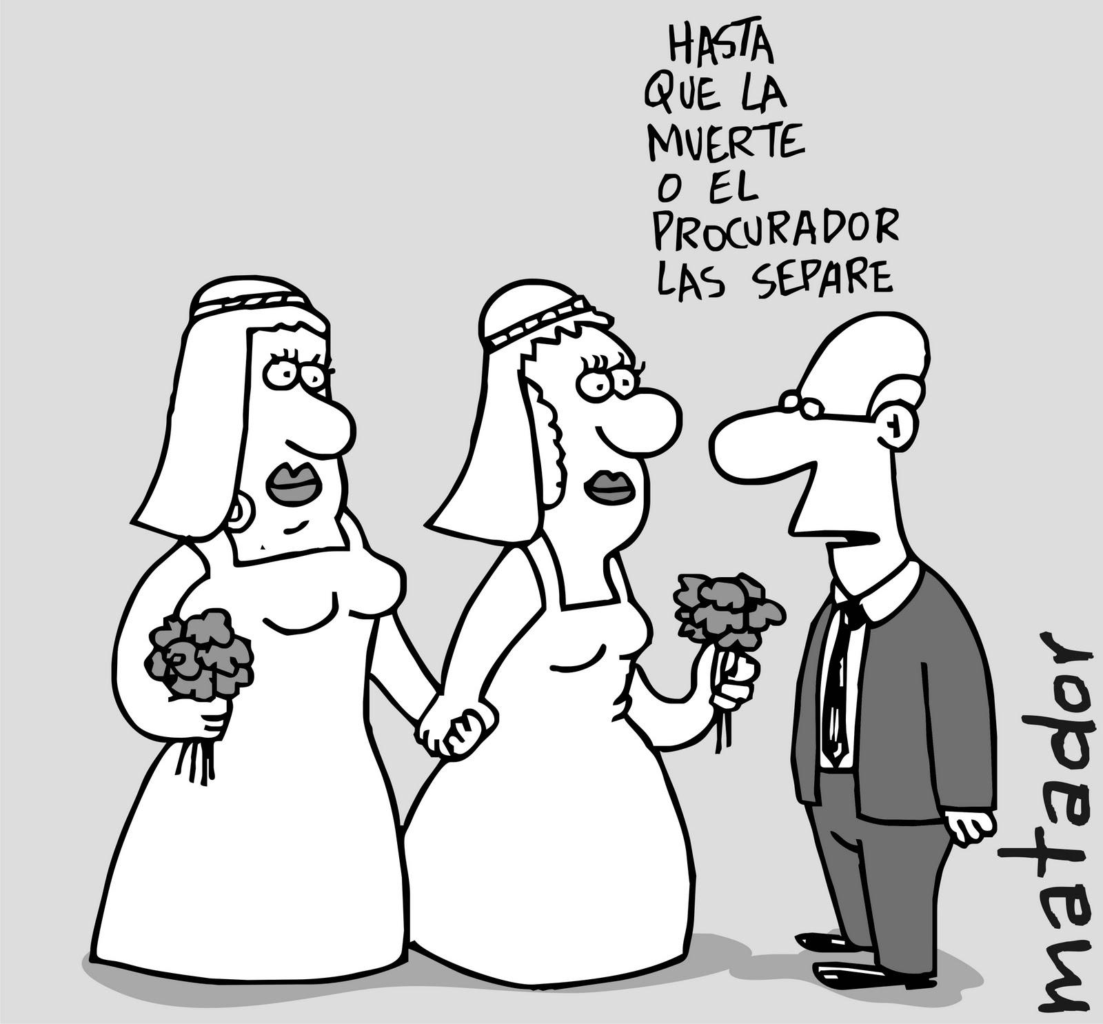 Procurador en contra de las bodas gay