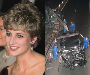 Princess Diana Death Car