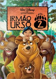 poster Irmão Urso 2   Dublado