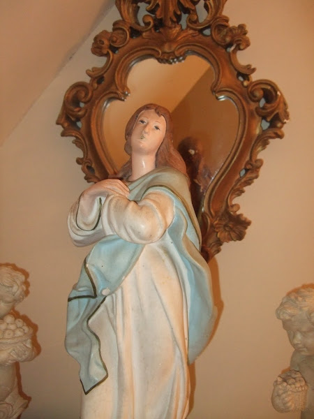 beautiful madonna from my italian nonna