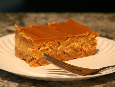 Culturally Confused: Bon Appétit: Dulce de Leche Cheesecake Bars