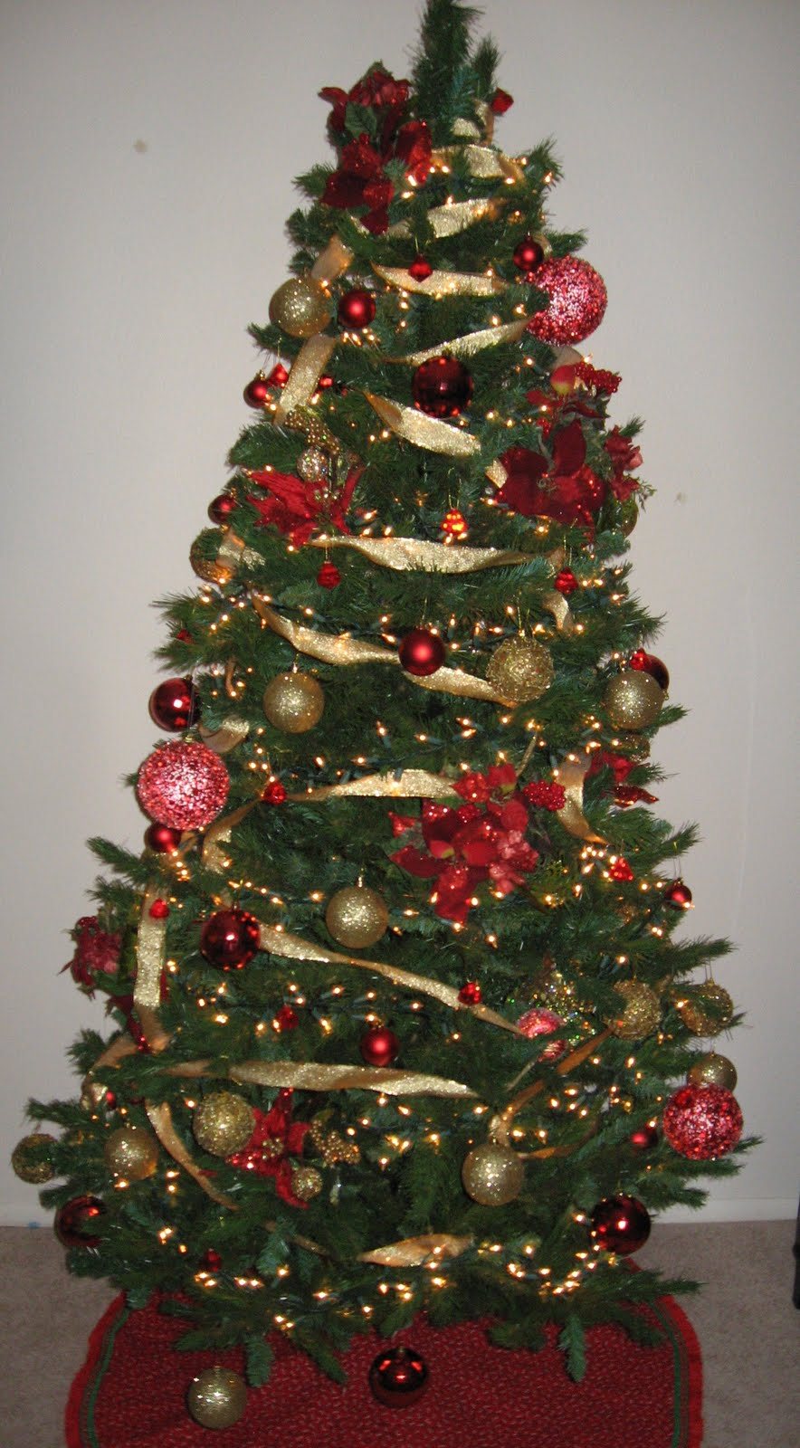 Professional Christmas Tree Decorating Ideas images