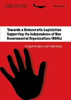 Towards a Democratic Legislation Supporting the Independence of NGOs