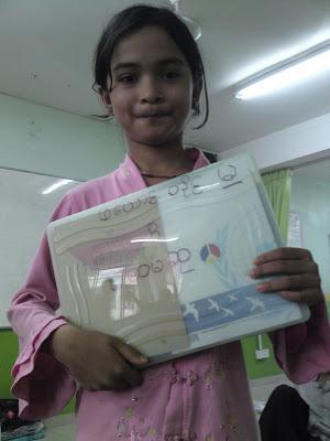 lawatan kerumah anak yatim pelarian rohingya Pemeneng4