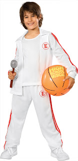 High School Musical Troy Costume