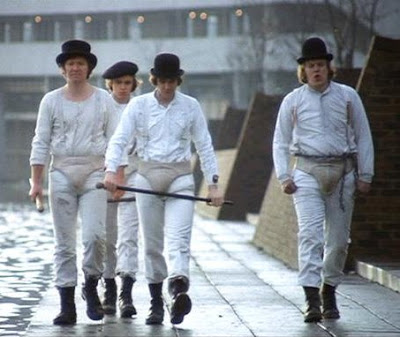 Clockwork Orange Fancy Dress Costume ideas