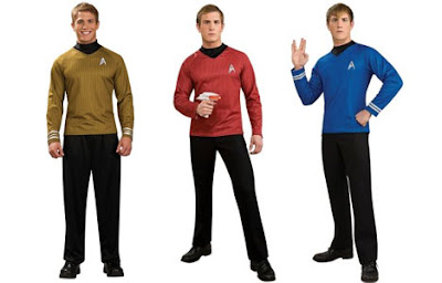 New Star Trek Costumes
