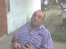 Pastor José D. Espejo  de visita en Formosa