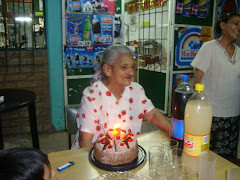 CUMPLEAOS DE LA LA  YAYITA YOLANDA