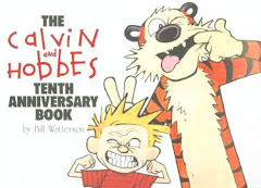 Brain Food #5 : Calvin &amp; Hobbes by Bill Waterson