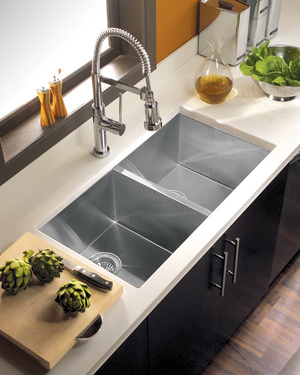 FAUCET EXPERTS?: How to Choose the Right Kitchen Sink