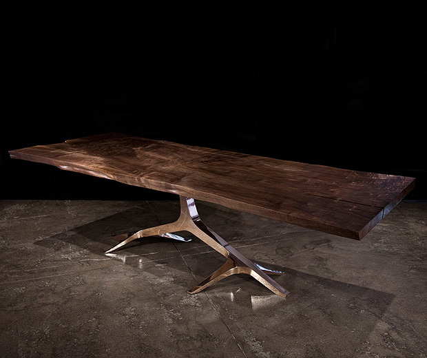 Hudson Furniture Inc. (Hudson Furniture Inc. Is A NYC Based Company  Specializing In Furniture Made From Salvaged U0026 Wind/storm Damaged Trees  (none Of The ...