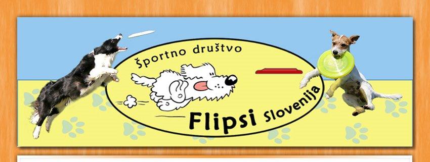 Flipsi - Dog frisbee
