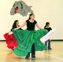 MLMS Folkloric Dancers