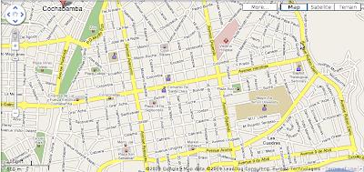 , Tarija , El Alto e incluso Montero sólo tienen la grilla de las