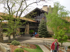Beautiful Salt Fork Lodge