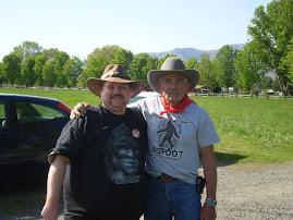 Me and Bob Gimlin