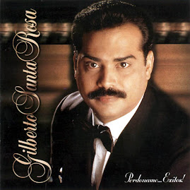GILBERTO SANTA ROSA...PRONTO EN COSTA RICA