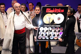 ENTREGA DEL DISCO DE DIAMANTE EN TENERIFE