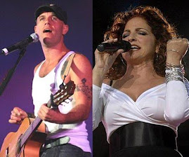 "TALVES CANTARIN JUNTOS EL TEMA : "" HOY ""  GLORIA ESTEFAN Y GIANMARCO"