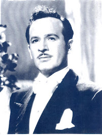 "RECORDANDO A UNO  DE LOS GRANDES DEL BOLERO RANCHERO : "" PEDRO INFANTE """