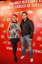 MANU TENORIO Y SILVIA CASAS asistieron al estreno de 'Viva la resistencia',