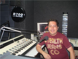 JUAN LECCA EN LOS ESTUDIOS DE R700