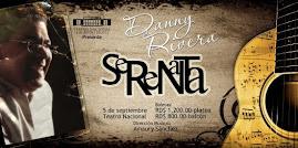 """Concierto:"""" Danny Rivera Serenata """""""