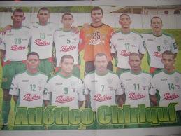 Atlético Chiriquí.