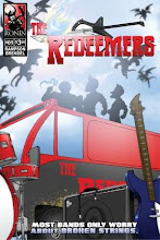 The Redeemers #1