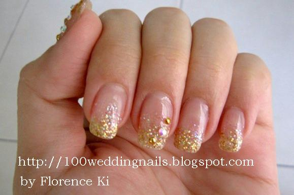 the wedding nail