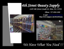4th Street Beauty Supply