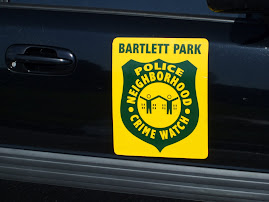 Support Bartlett Park Crime Watch