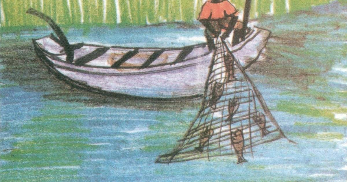 A Postcard for World Peace: 803. Afrikanische Kinder-Malerei