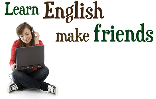 LEARN ENGLISH MAKE FRIENDS !!!!!!!