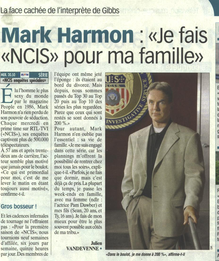 Mark Harmon - Picture Actress