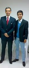 Con Miguel Gomez un Godo de Verdad