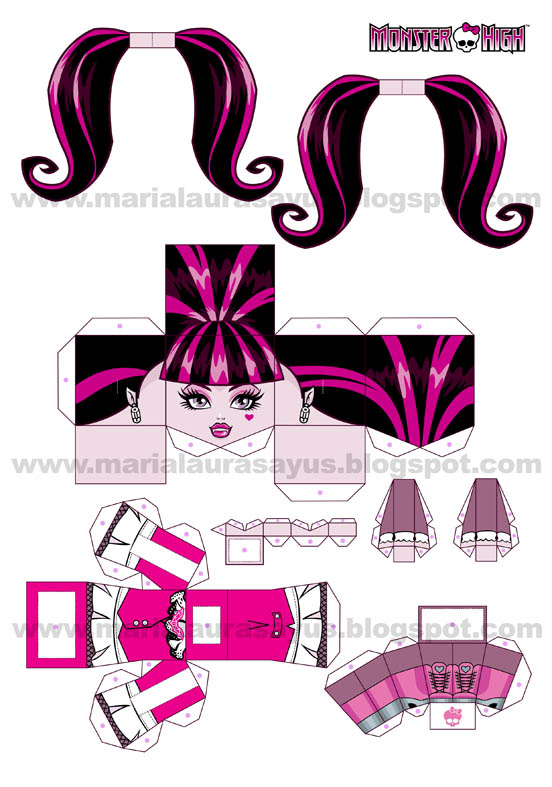Los Tonix De Monster High