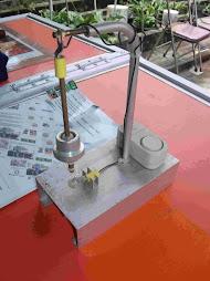 Detektor dini gempa