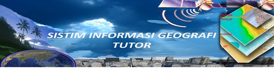 DATA SPASIAL TUTOR GIS