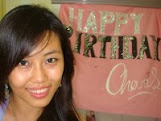 Happy blessed sweet birthday Charis Phang!