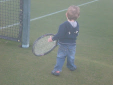 "1st ""tennis lesson"" in Palm Desert, CA"