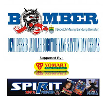 BOMBER - YOMART - TABLOID SPIRIT 100% PERSIB